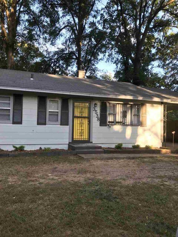Awe Inspiring 3538 Randolph Ave Memphis Tn 38127 Home Interior And Landscaping Ponolsignezvosmurscom