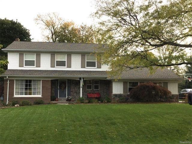 585 fieldstone dr rochester hills mi 48309 home for sale real estate