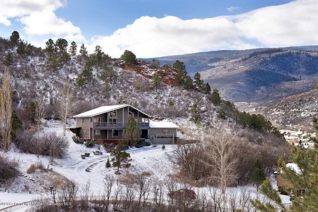 162 deer park ct glenwood springs co 81601 for Cabins for rent near glenwood springs