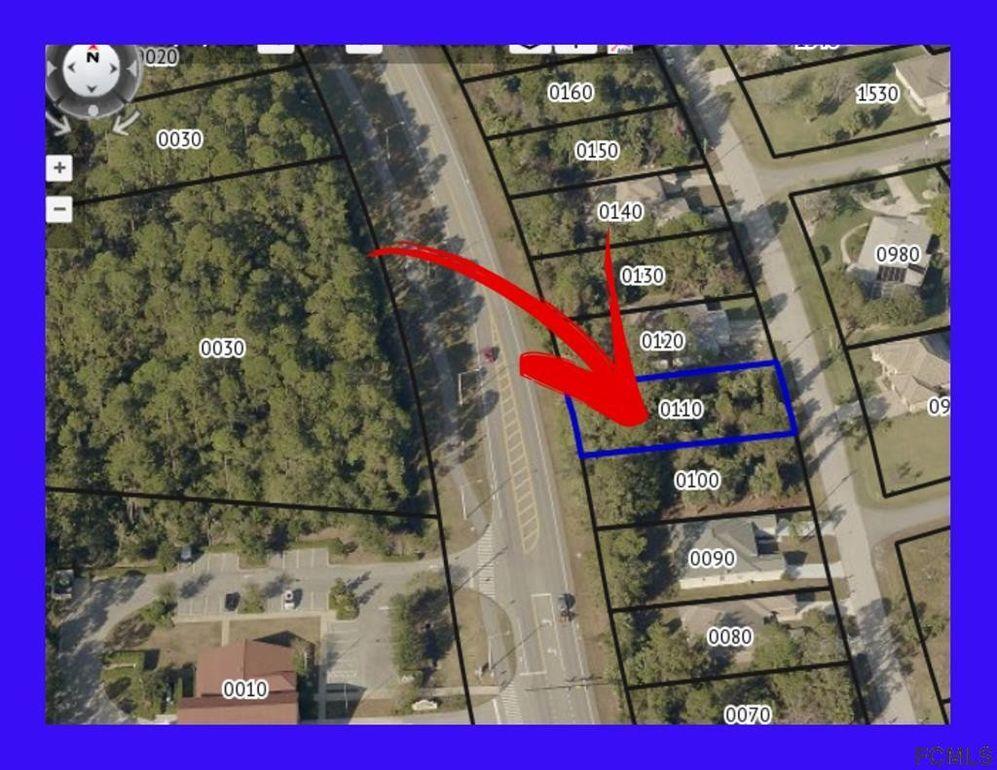 Map Of Palm Coast Florida.21 Columbia Ln Palm Coast Fl 32137 Land For Sale And Real Estate