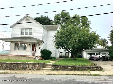Old Forge, PA Real Estate - Old Forge Homes for Sale