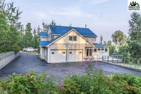 Chena Marina, Fairbanks, AK Real Estate & Homes for Sale