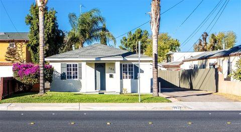 786 W Washington Ave, El Cajon, CA 92020