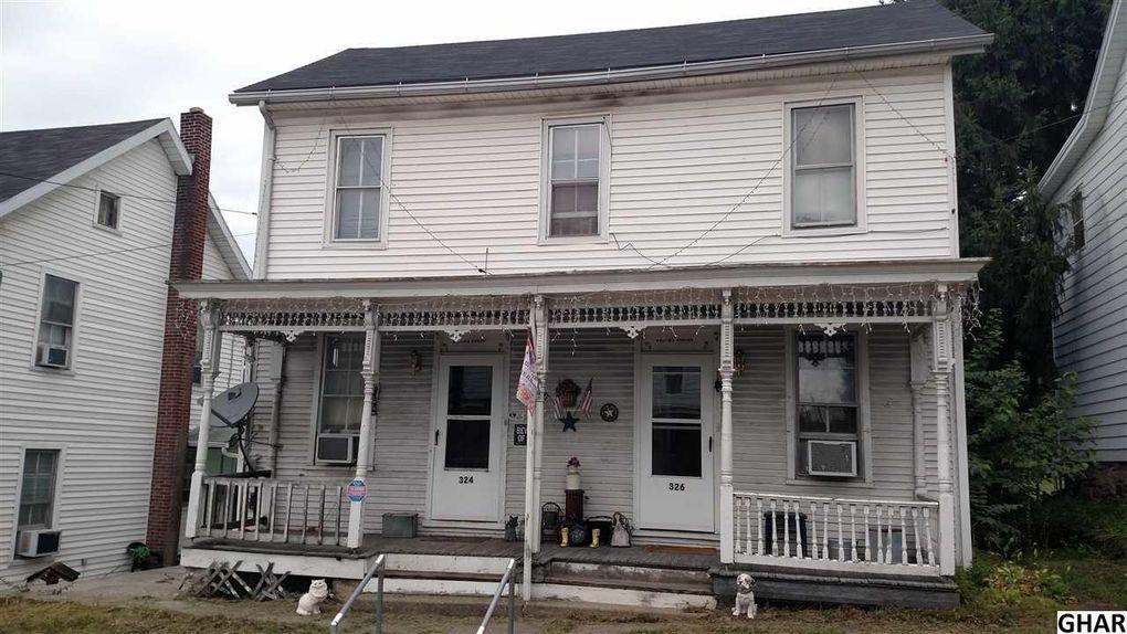 Halifax Pa Property Tax