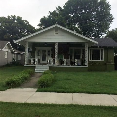 Fishback historic district real estate homes for sale in for Home builders fort smith ar