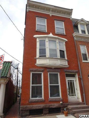 214 Briggs St, Harrisburg, PA 17102