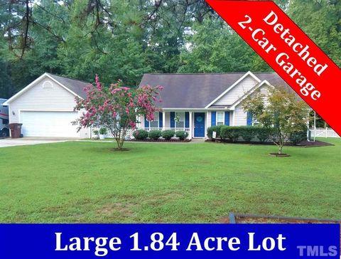 4040 Old Franklinton Rd, Franklinton, NC 27525