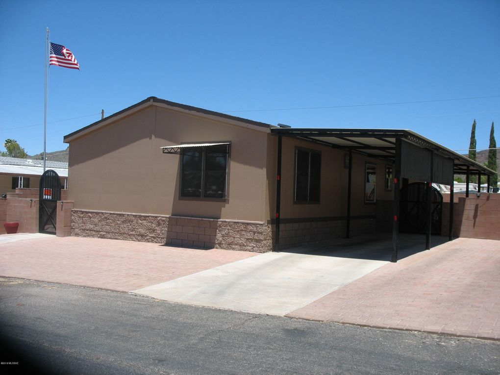 5366 W Rafter Circle St, Tucson, AZ 85713 Rafter Spacing Holly Park Mobile Home on