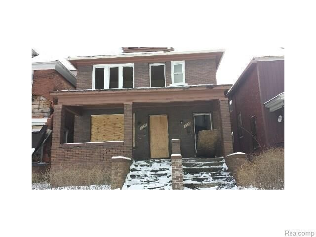 2731 lothrop st detroit mi 48206 home for sale and real estate listing