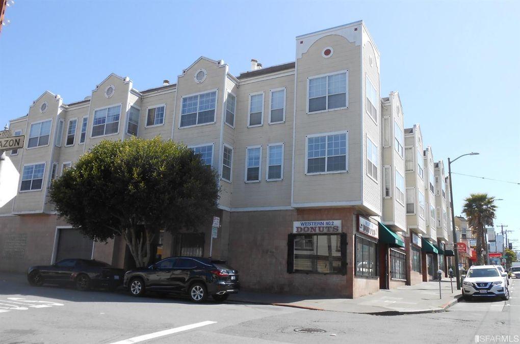 2 Amazon Ave Apt 203 San Francisco, CA 94112