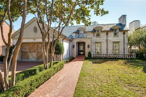 Photo of 4425 Belclaire Ave, Highland Park, TX 75205
