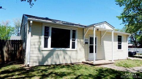 1414 Haven Ave, Salina, KS 67401
