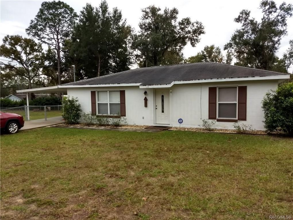 615 Melody St, Inverness, FL 34453