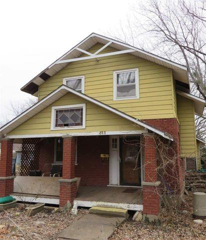 Photo of 511 Columbia St, Council Grove, KS 66846