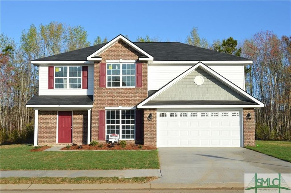 New Homes In Midway Ga