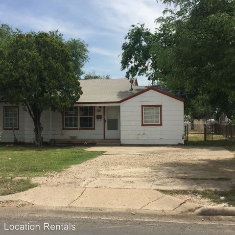 Photo of 1519 38th St, Lubbock, TX 79412