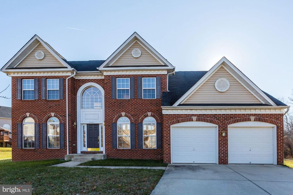 2001 Delilah Ct, Bowie, MD 20721