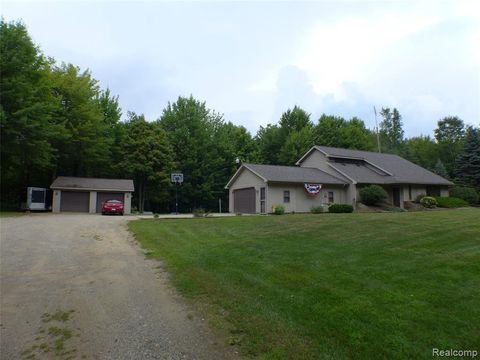Photo of 2525 E Deckerville Rd, Ellington Township, MI 48723