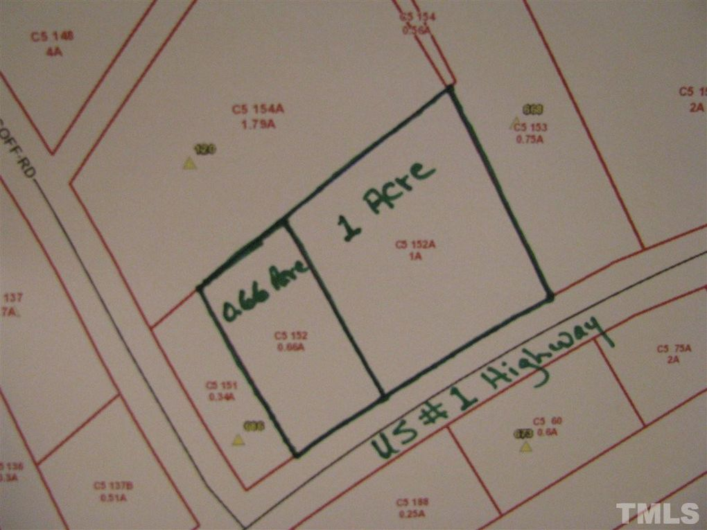 Us Business Ridgeway NC Land For Sale And Real Estate - Us 1 nc map