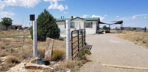 38 Caballo Ave, Moriarty, NM 87035