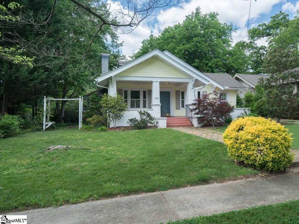 106 W Prentiss Ave, Greenville, SC 29605