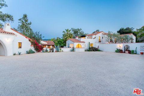 715 El Toro Rd, Ojai, CA 93023