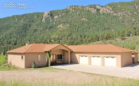 9465 W Highway 24, Cascade, CO 80809
