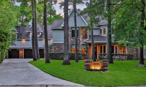 Photo of 23 Twelve Pines Ct, The Woodlands, TX 77381