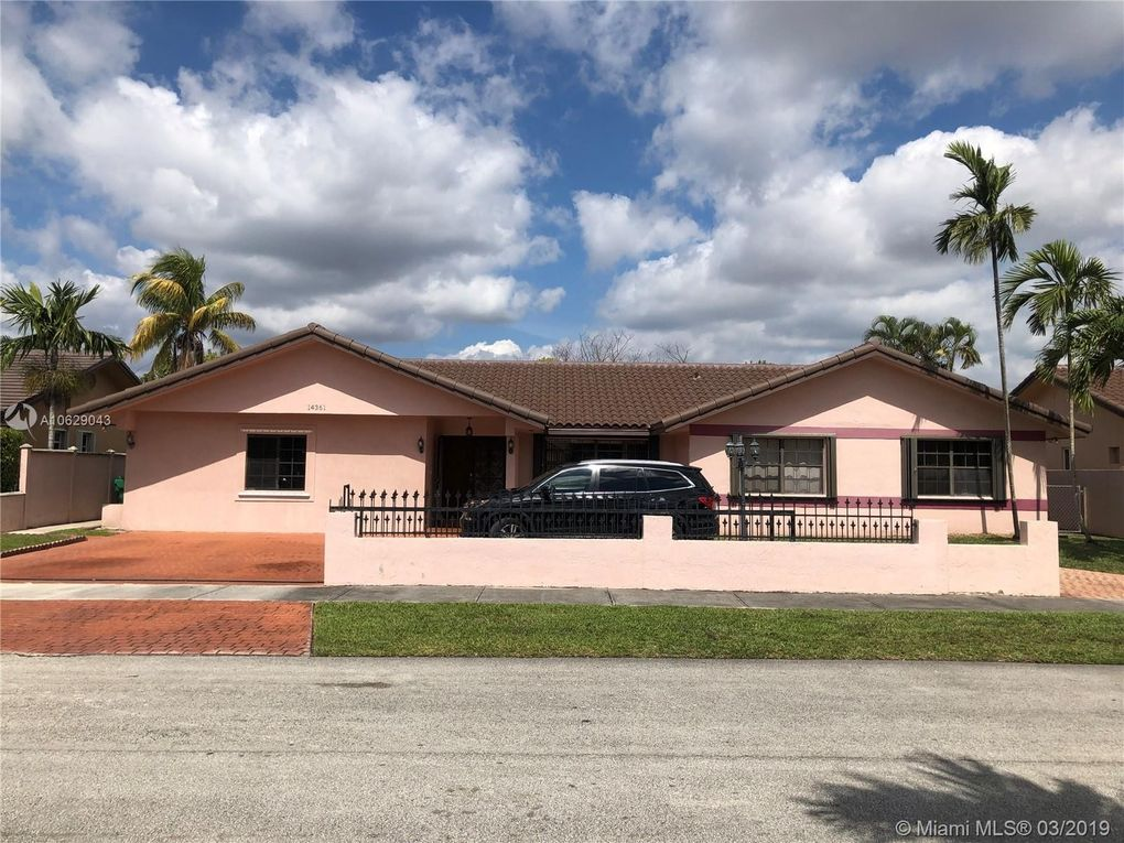 14361 Sw 37th St, Miami, FL 33175