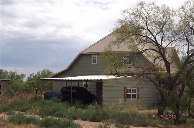 1261 County Road 784, McCaulley, TX 79534