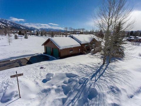 11 Last Chance Cir, Star Valley Ranch, WY 83127