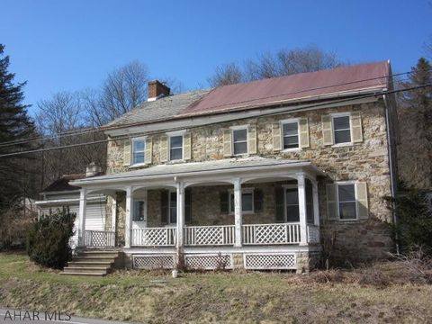 10920 Raystown Rd, Huntingdon, PA 16652