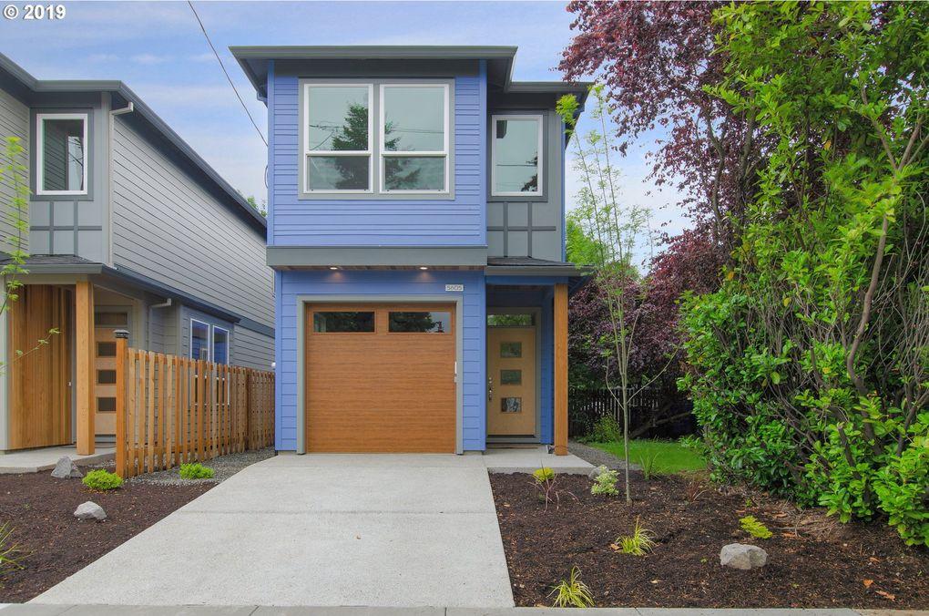 5605 Se Rhone St, Portland, OR 97206