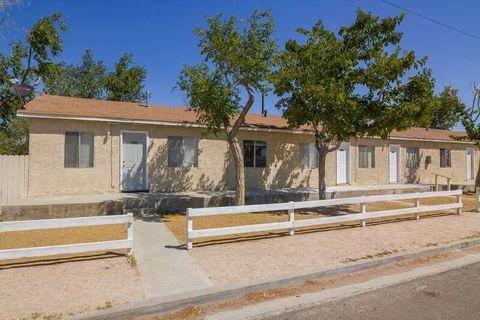 1839 Elm St Unit 4, Rosamond, CA 93560