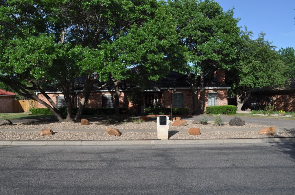 4217 Langtry Dr Amarillo TX 79109
