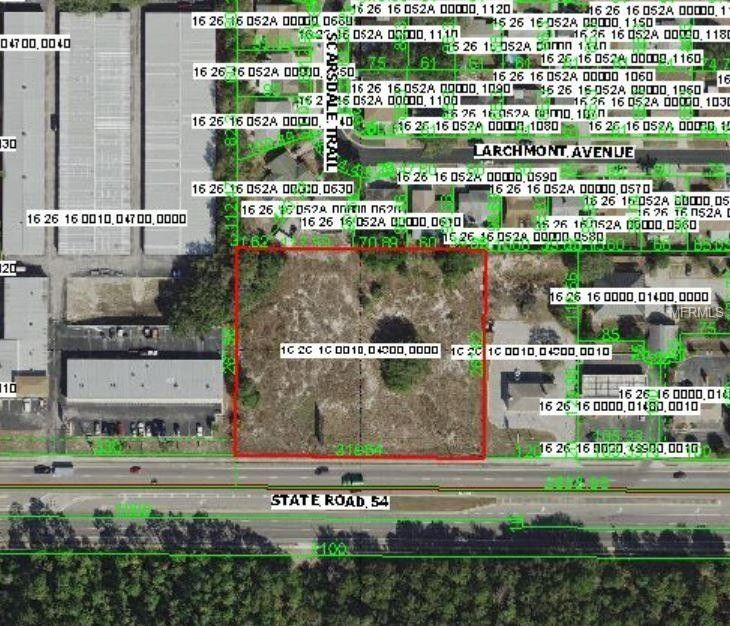 Sr 54 Rd New Port Richey FL Land For Sale and Real Estate