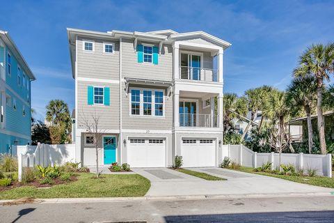 27 26th Ave S Jacksonville Beach Fl 32250 House For