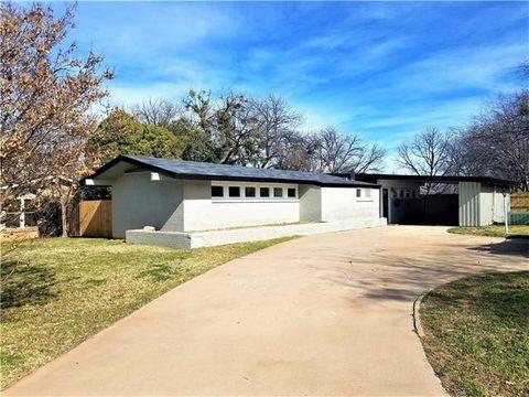 745 Marsalis Dr, Abilene, TX 79603