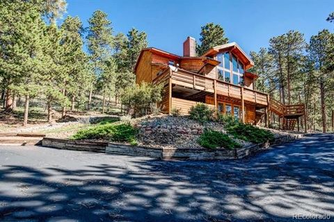woodland park co homes for sale