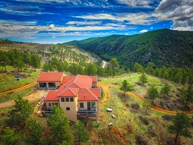 4900 ridge rd nederland co 80466 home for sale real