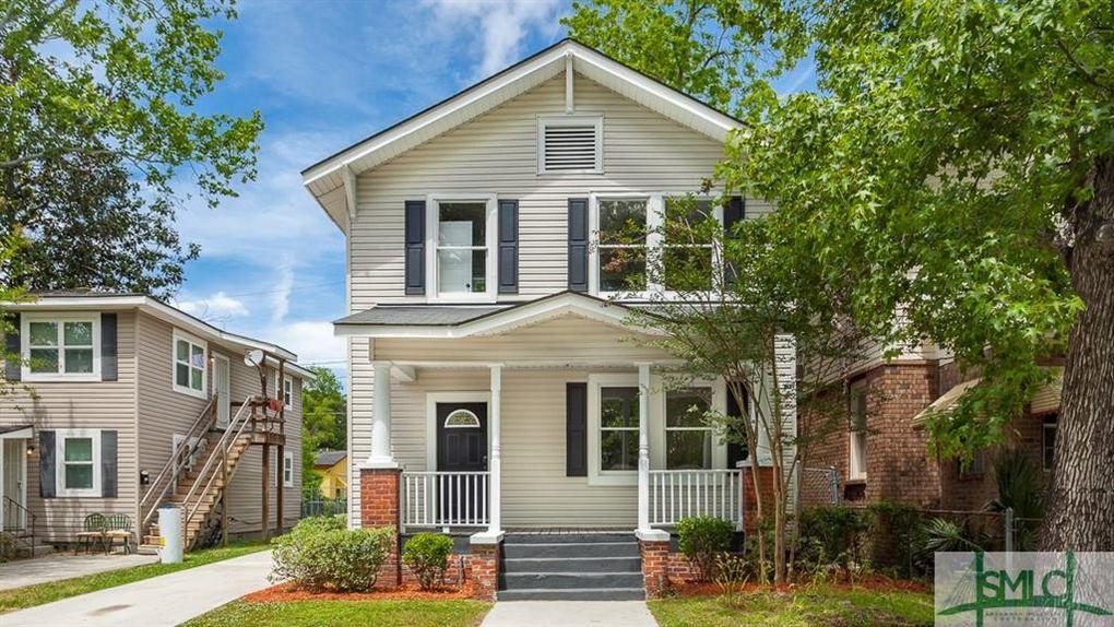 856 E 35th St Savannah, GA 31401