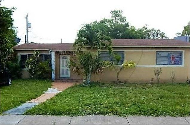 17731 Nw 14th Ave Miami Gardens Fl 33169 Home For Sale