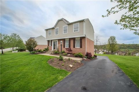 116 Pine Creek Dr, Peters Township, PA 15367
