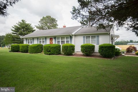Photo of 5613 Indiantown Rd, Rhodesdale, MD 21659