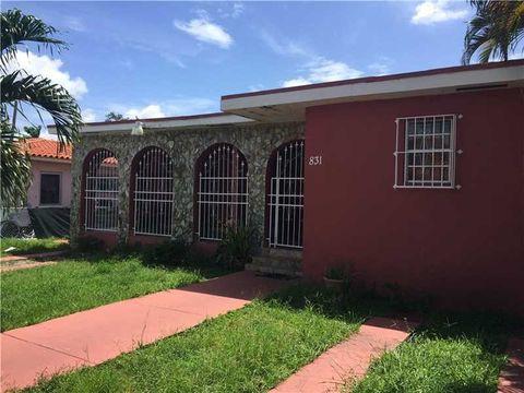 831 Nw 29th Ave, Miami, FL 33125