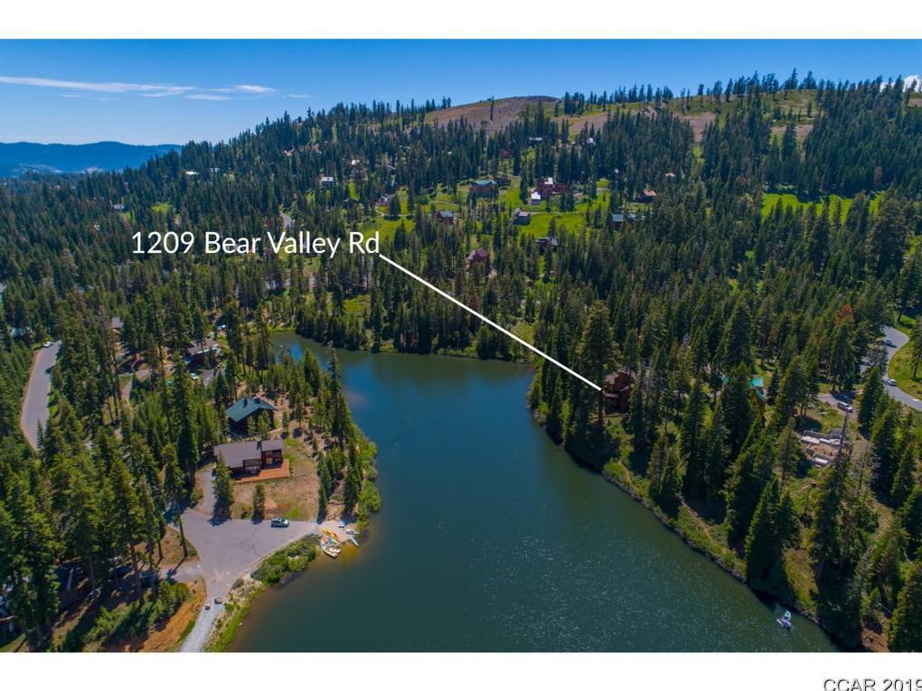 Bear Valley Ca >> 1209 Bear Valley Rd Bear Valley Ca 95223