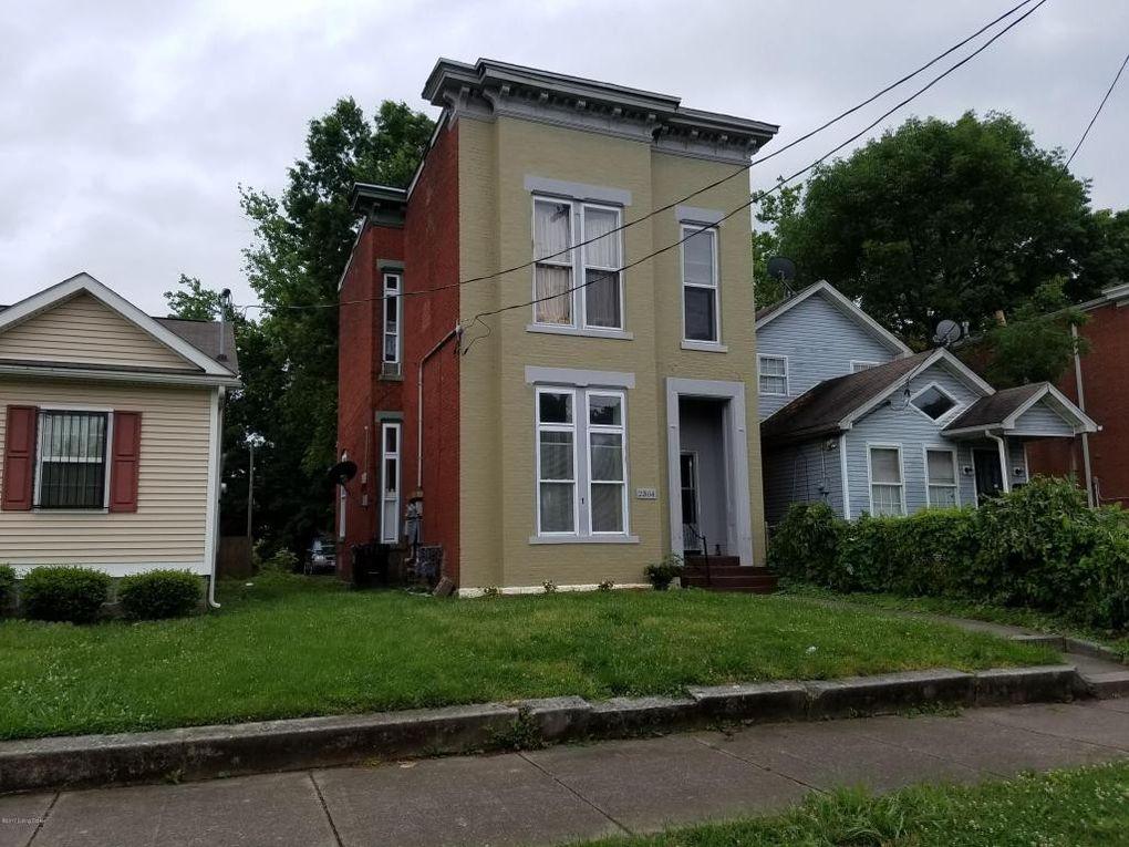 Enjoyable 2304 W Muhammad Ali Blvd Louisville Ky 40212 Home Interior And Landscaping Mentranervesignezvosmurscom