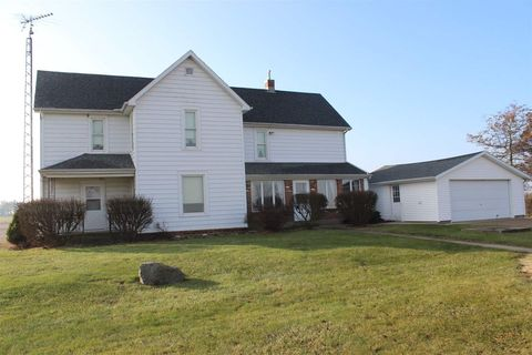 5966 N State Road 55, Fowler, IN 47944