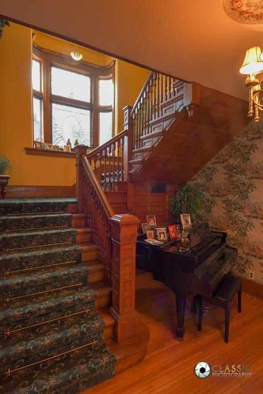 1890 Victorian For Sale In Vinton Iowa
