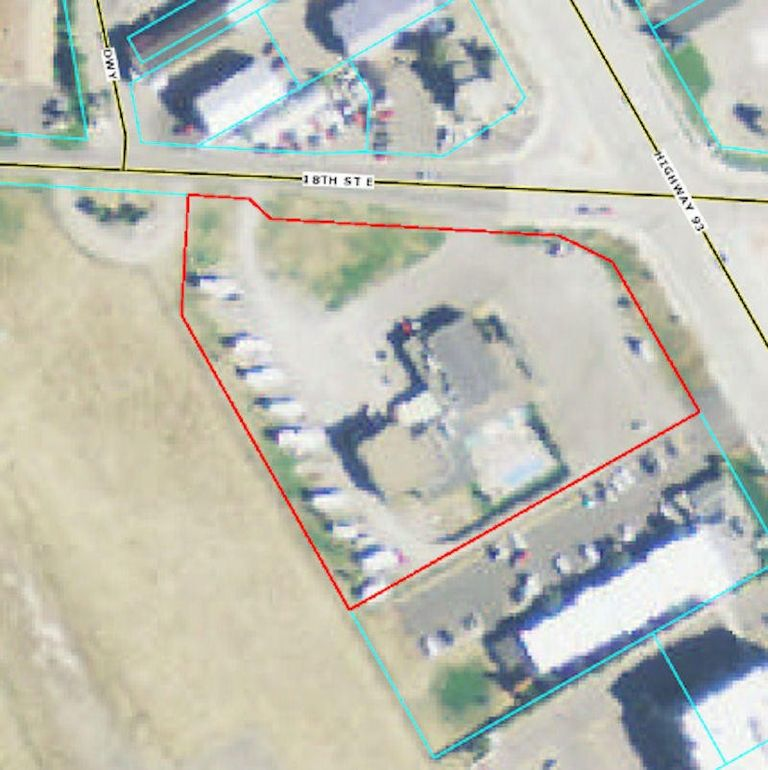 Kalispell Zip Code Map.1820 Us Highway 93 S Kalispell Mt 59901 Land For Sale And Real
